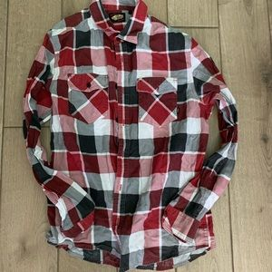 Vans flannel shirt. Men's small